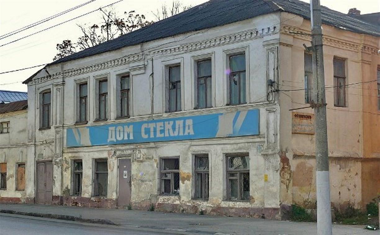 В Туле бывшую купеческую усадьбу на ул. Металлистов сдадут в аренду