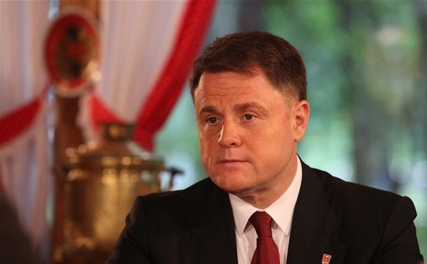Владимир Груздев встретится с жителями Кимовского района