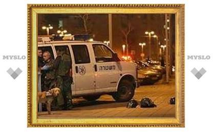 Израильские спецслужбы предотвратили крупный теракт в Тель-Авиве