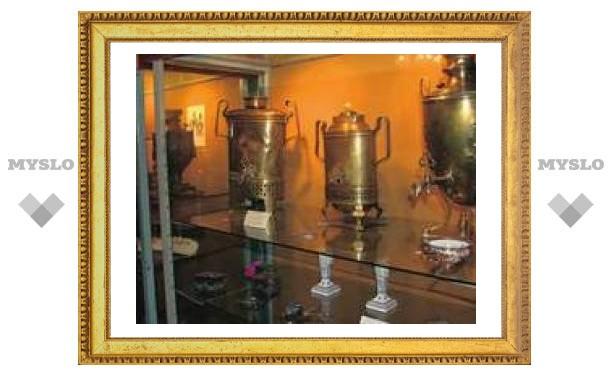 Тульский музей самоваров отремонтируют