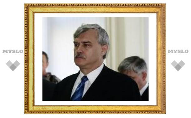 Полпред Президента в ЦФО провел в Туле совещание