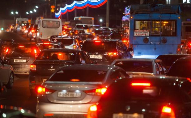 Движение по ул. Карла Маркса в Туле: переделать нельзя оставить?