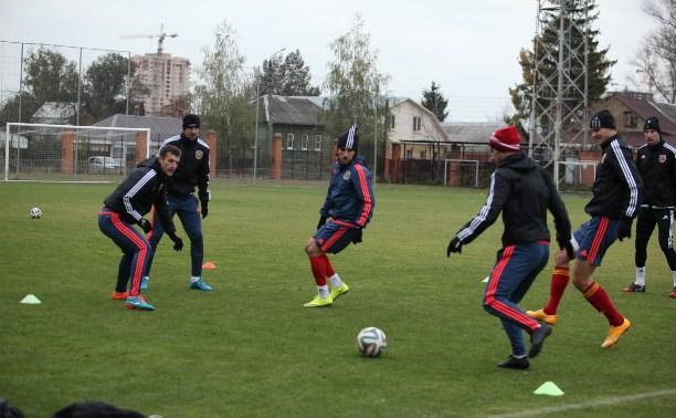 Как «Арсенал» готовится к домашней игре с «Балтикой»