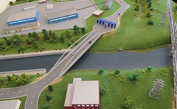 Частный инвестор готов построить в Туле платный мост через Упу