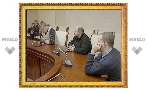 Лидеры оппозиции не пришли на встречу с областным правительством
