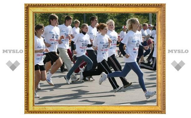 В Центральном парке Тулы пройдет «Кросс нации – 2012»