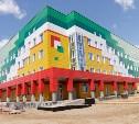 Новый корпус Тульской детской областной больницы готов на 90%