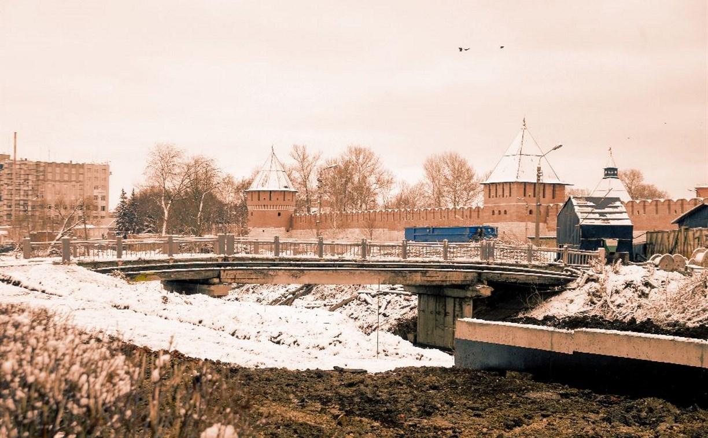 Тульский оружейный завод освобождает территории под Казанскую набережную