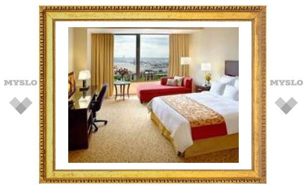 В новом отеле Marriott отказались от женского этажа