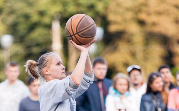 В Туле пройдет второй турнир по уличному баскетболу STREET 71