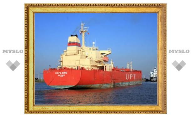 Освобожден экипаж захваченного пиратами танкера с россиянами