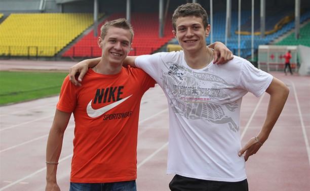 Тульский легкоатлет завоевал золото на первенстве России