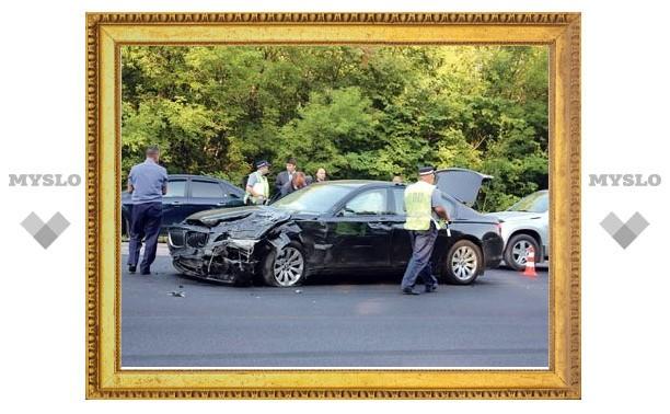 Владимиру Груздеву купят новую машину взамен разбитой в ДТП