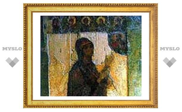 В Богучарово привезут мироточивую икону