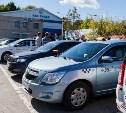 В Туле выбрали лучшего таксиста региона: фоторепортаж