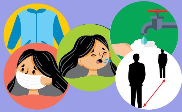 Как не подхватить коронавирус, выходя на улицу: памятка Myslo