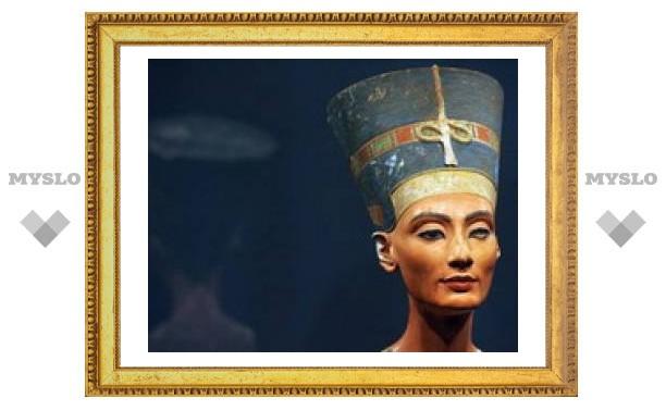 Немецкие ученые разглядели лицо Нефертити
