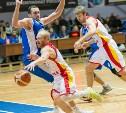 Баскетболисты «Арсенала» уступили «Динамо»