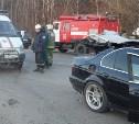В ДТП под Тулой погиб 28-летний водитель «БМВ»