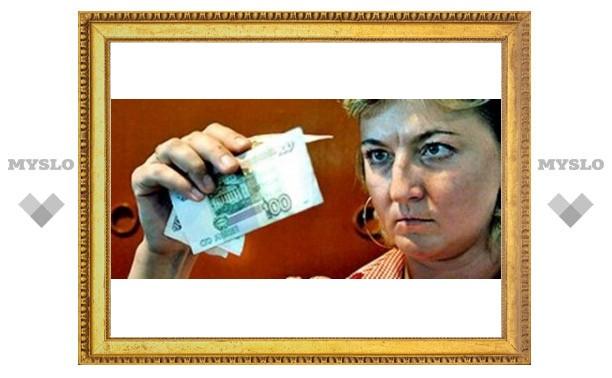 Тулячку наказали за невозврат кредита