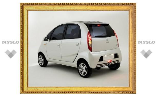 Tata выпустит самый дешевый дизельный автомобиль в мире