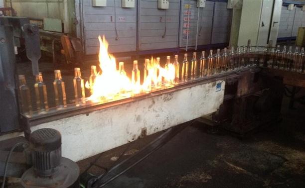 Алексинский стекольный завод попросил у губернатора денег на ремонт дороги