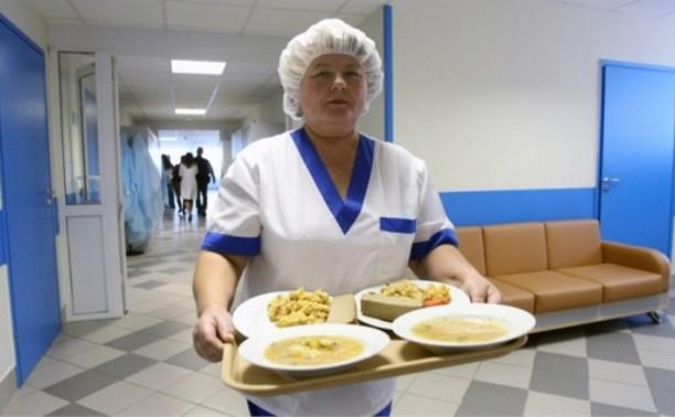 Активисты ОНФ проверят, как кормят туляков в больницах региона