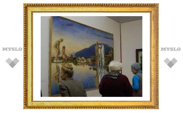 Тулякам покажут картины из галерей Парижа и Америки