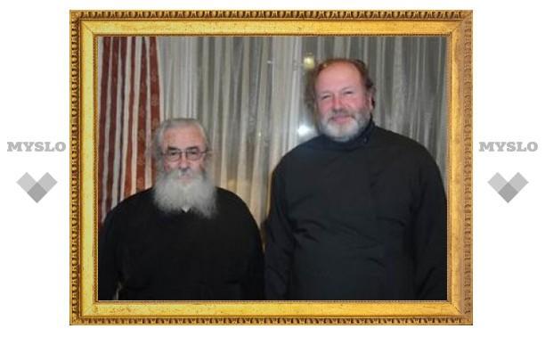 Подписано соглашение между Издательством Московской Патриархии и монастырем св. Екатерины на горе Синай