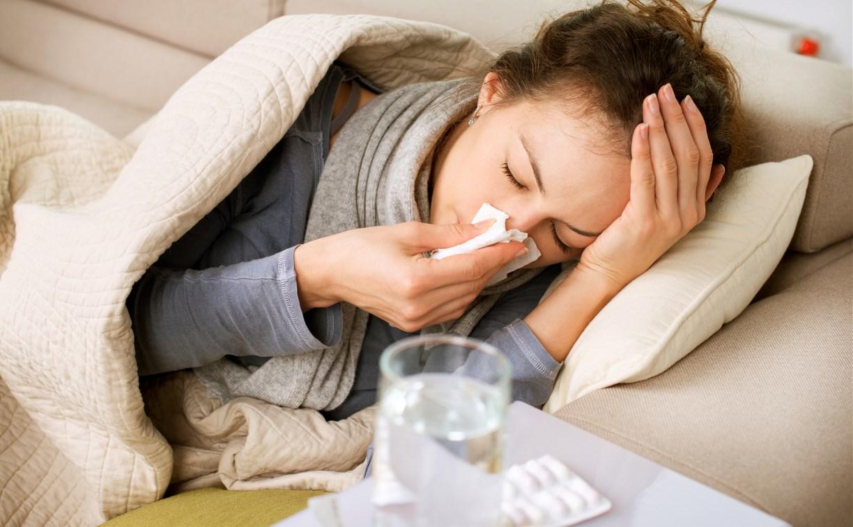 Число заболевших гонконгским гриппом выросло вдвое