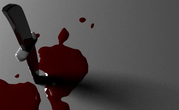 Тулячка убила сожителя, метнув в него нож