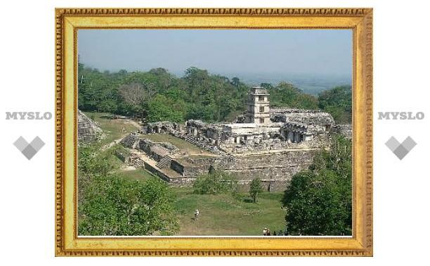 У древних майя были туалеты со смывом