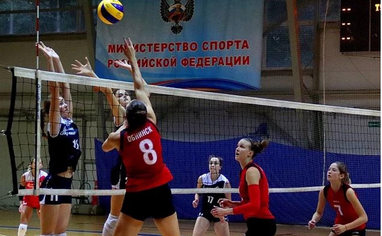 «Тулица-2» обыграла «Обнинск» со счетом 3:1