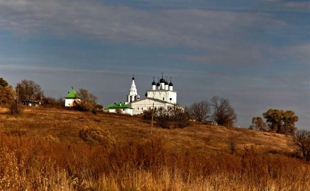 Владимир Груздев посетил Анастасов монастырь