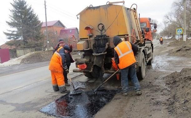 Туляки направили больше 200 заявок на ремонт дорог
