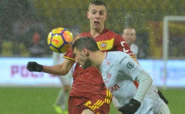 Чемпион страны вырвал победу в Туле: «Арсенал» — «Спартак» 0:1