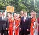 Спортсменам-баскетболистам могут выделить целевые места в тульских вузах