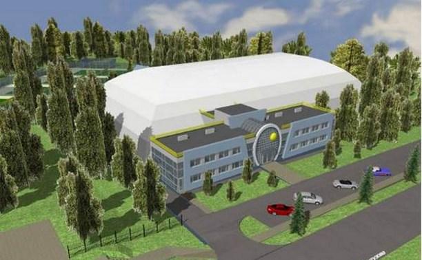 В Пролетарском парке построят теннисный центр международного уровня
