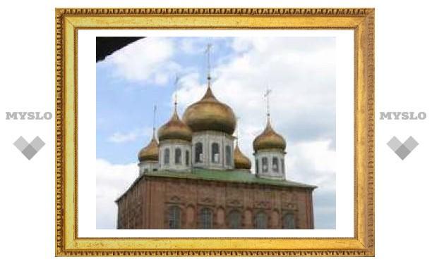 Православные туляки празднуют Успение