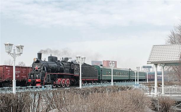 На майские праздники в Тулу приедет туристический ретро-поезд