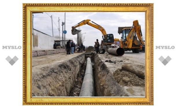 В поселке под Тулой проведут новый водопровод