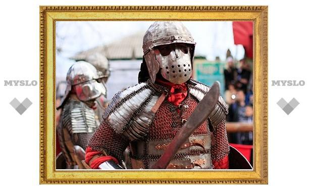 Центр «Витязь» приглашает окунуться в Средневековье