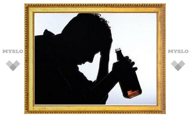 Туляков отучат пить спиртное