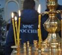 200 пожарных будут дежурить в храмах на Рождественских богослужениях