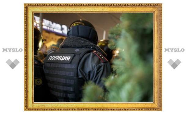 Полицейскому спецназу увеличат зарплату в два раза