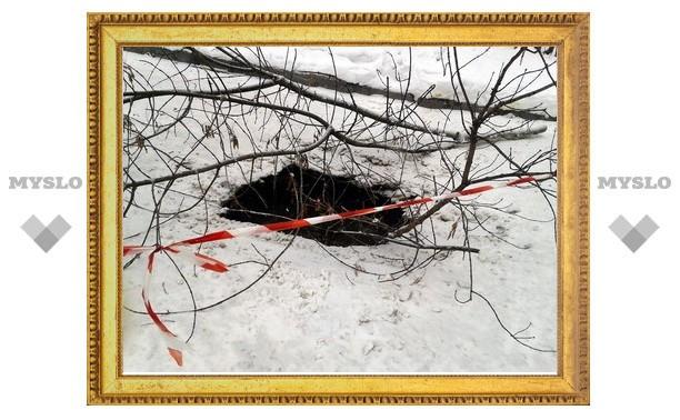 Тульский двор рискует уйти под землю?