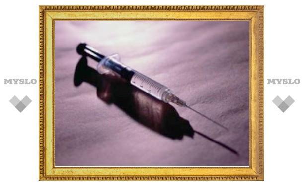 Прививки от полиомиелита получили 1,4 миллиона российских детей