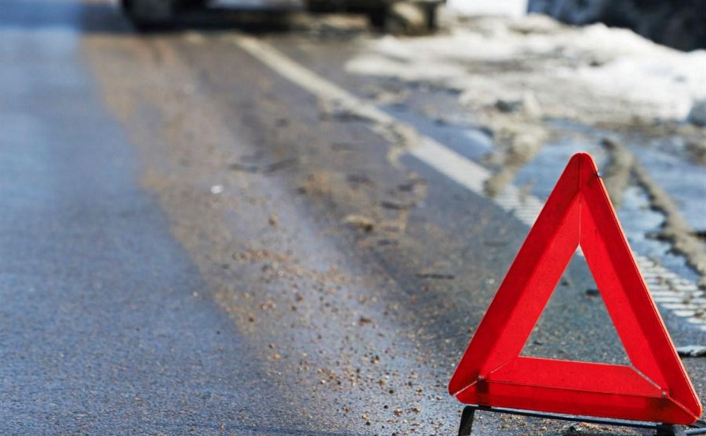 Под Тулой в аварии пострадала 10-летняя девочка