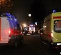 При тушении пожара на ул. Пушкинской в Туле обнаружили труп