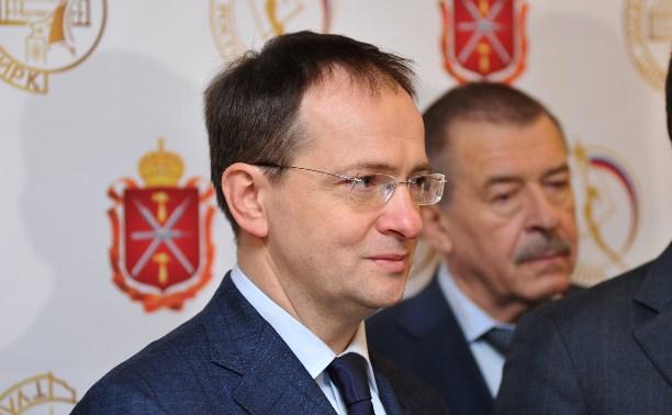 Министр культуры РФ Владимир Мединский: «Тульский кремль – гордость России»